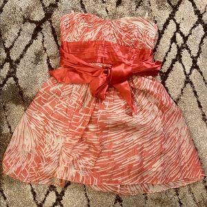 BCBG Max Azria Strapless Dress